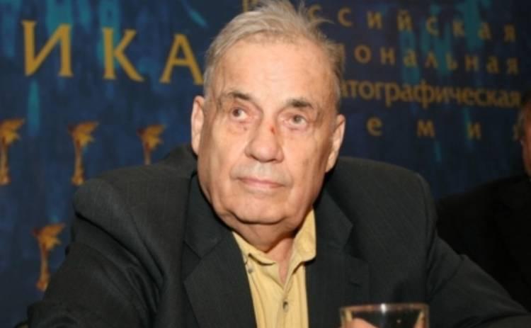 Эльдар Рязанов начал разговаривать