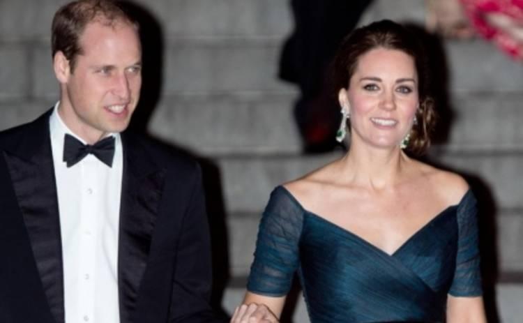 Кейт Миддлтон и принц Уильям завели аккаунт в Twitter