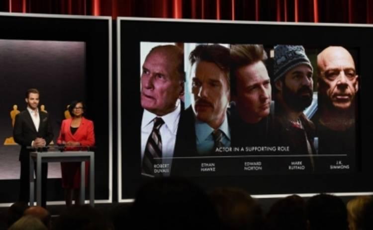 Оскар 2015: полный список номинантов (ВИДЕО)