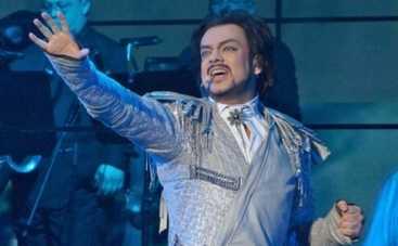 Филипп Киркоров выступит с цирком Du Soleil (ФОТО)
