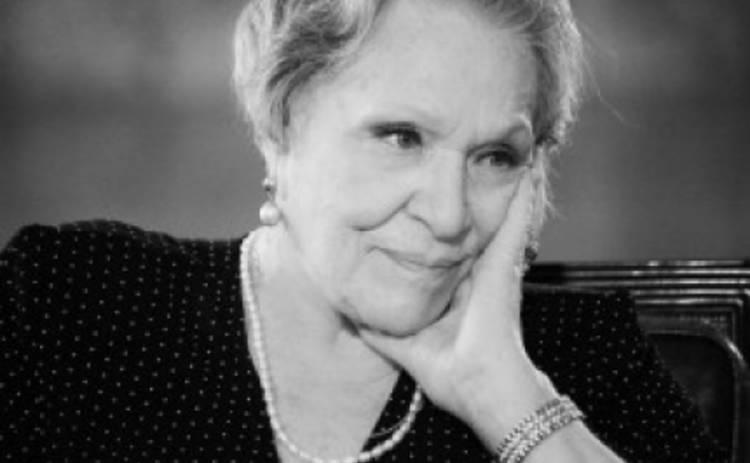 Римма Маркова завещала похоронить себя без торжественных речей