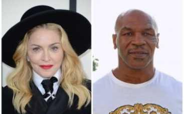 Мадонна спелась с Майком Тайсоном