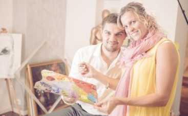 Холостяк 4: Константин Евтушенко и Наталья Добрынская показали сына (ФОТО)