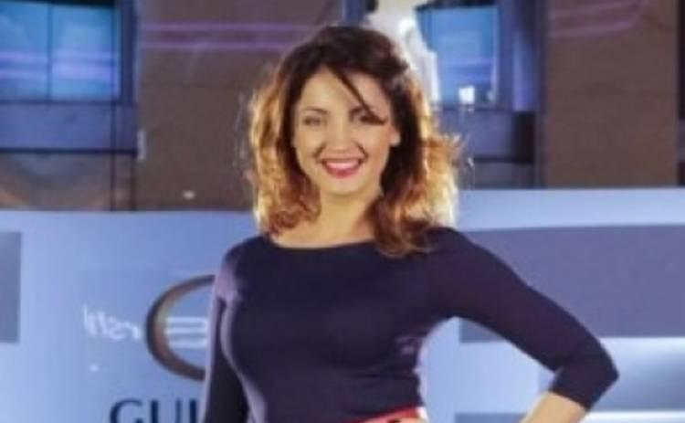 Ольга Цибульская вышла на работу спустя две недели после родов (ФОТО)