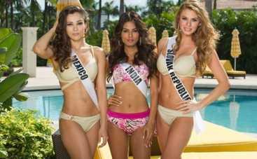 Мисс Вселенная 2014: самые эффектные участницы конкурса в купальниках (ФОТО)