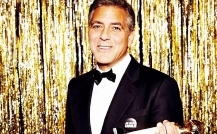 Золотой глобус: неудачная шутка Джорджа Клуни, минута славы Дженнифер Энистон и бородатая женщина Кончита Вурст (ФОТО)