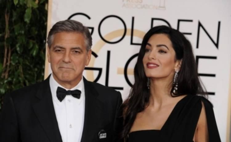 Джорджа Клуни и Амаль Аламуддин развели американские СМИ