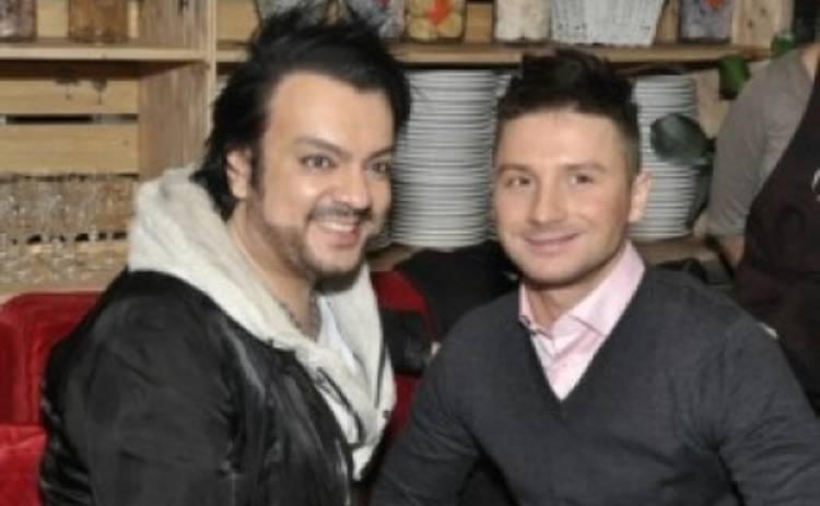 Сергея Лазарева и Филиппа Киркорова уличили в гомосексуализме