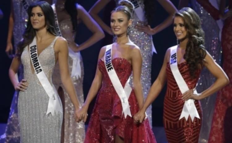 Мисс Вселенная 2014: украинка Диана Гаркуша получила титул вице-мисс (ФОТО)