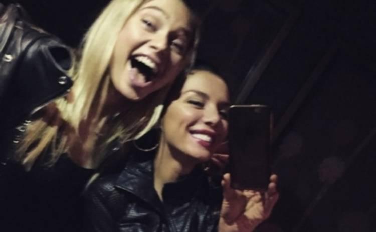 Анна Седокова поняла, что такое настоящая женская дружба