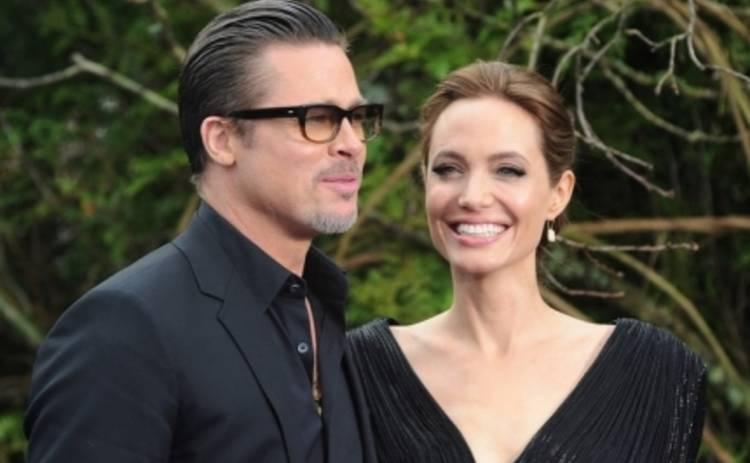 Анджелина Джоли снимет Брэда Питта в Африке