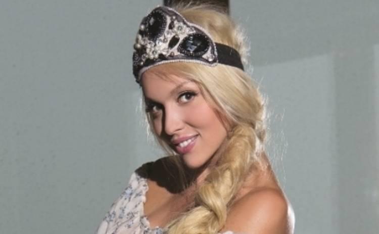 Оля Полякова похвасталась умениями своей дочки (ФОТО)