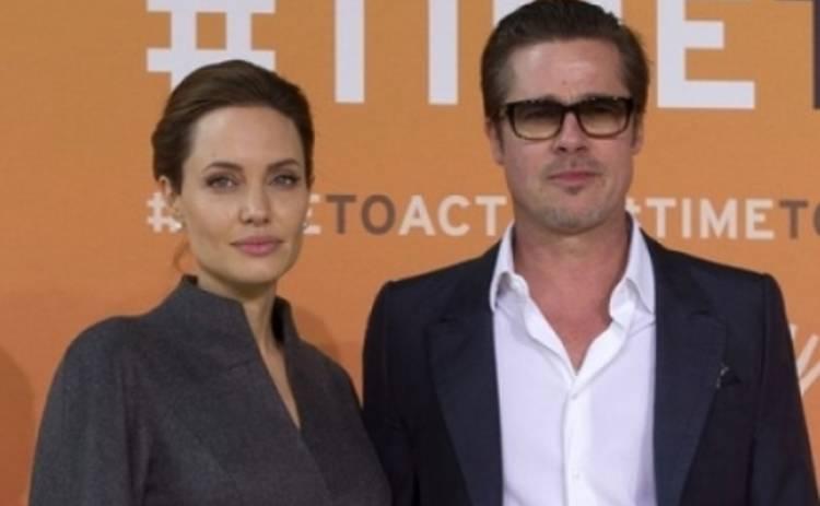 Анджелина Джоли и Брэд Питт вновь стали родителями
