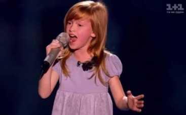 Голос. Діти 2: возвращение звезды первого сезона шоу (ВИДЕО)
