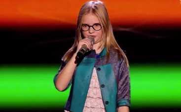 Голос. Діти 2: дочь Арсения Яценюка провалилась на шоу (ВИДЕО)