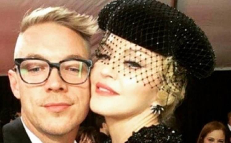Мадонна развлечется с геями на День влюбленных