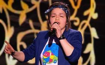 Голос. Діти 2: Карина Казарян удивила судей необычным голосом