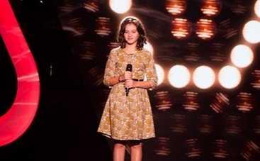 Голос. Діти 2: Даяна Шавадзе планирует вернуться на шоу в следующем году
