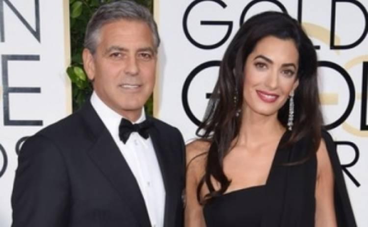 Джордж Клуни спрячет жену в бомбоубежище