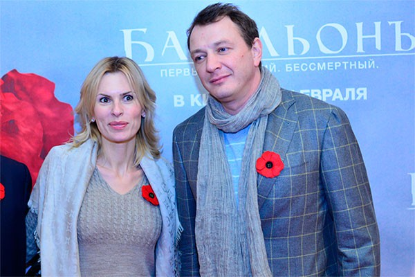 Марат Башаров и  Елизавета Круцко