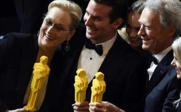 Оскар 2015: Игрушечные Оскары нашли своих героев
