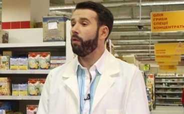 Ревизор 5: Вадим Абрамов пометил супермаркет в Мелитополе