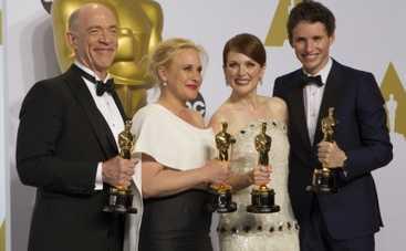 Оскар 2015: смех, слезы и Бердман (ФОТО)