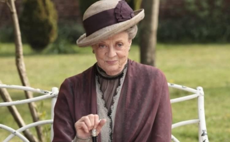 Аббатство Даунтон останется без Мэгги Смит