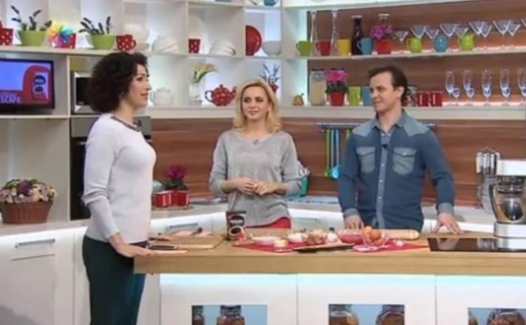 Все буде добре: рецепт торта-бабочка от Лилии Ребрик и Андрея Дикого