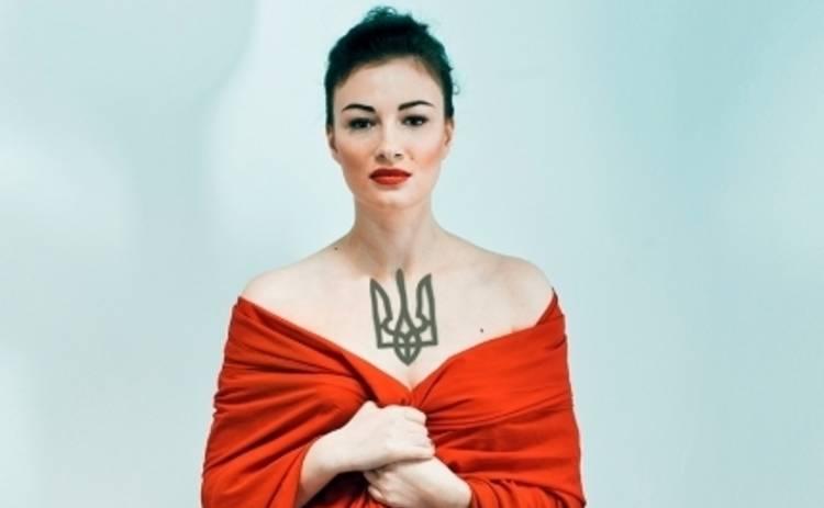 Анастасия Приходько не станет петь для оккупантов