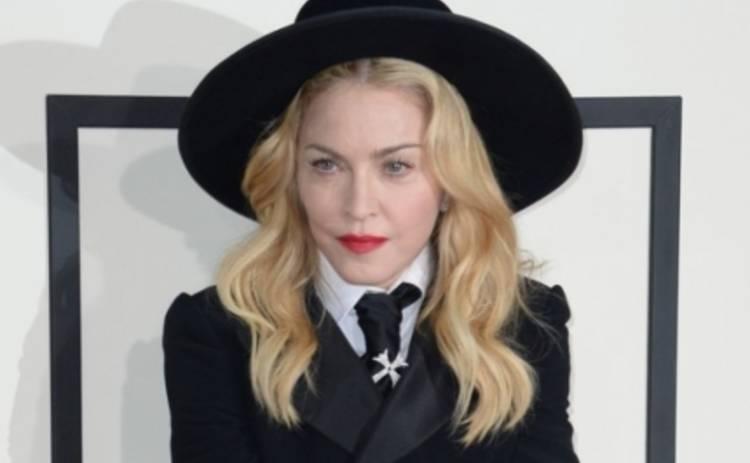 Мадонна рассказала о своих страданиях