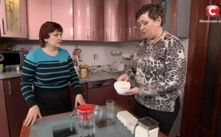 Все буде добре: рецепт капустного штруделя от Аллы Ковальчук