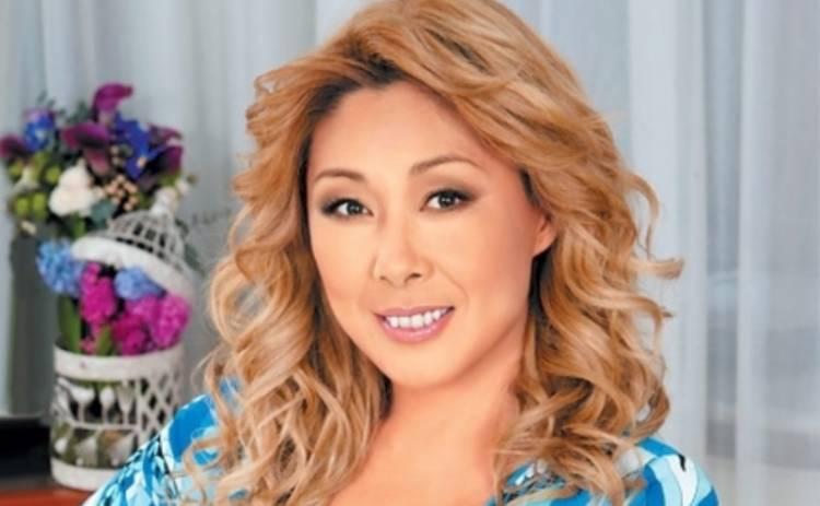 Анита Цой приоткрыла секреты своей красоты