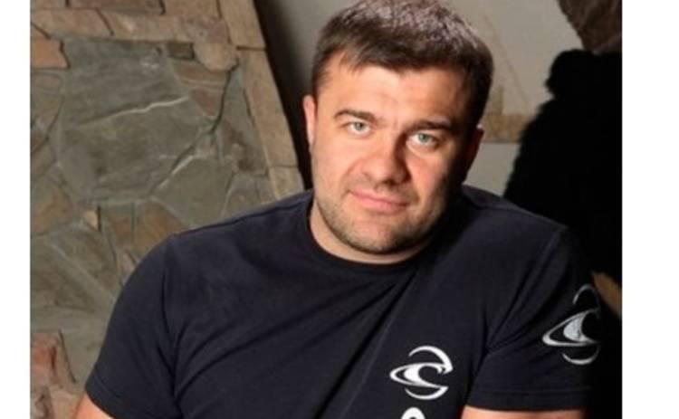 Михаил Пореченков наведался в Крым на съемки