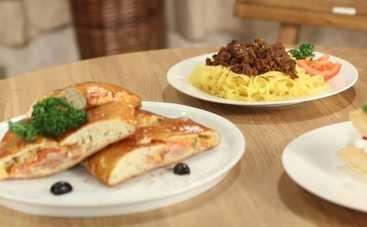 Готовим вместе: итальянская кухня (ВИДЕО)