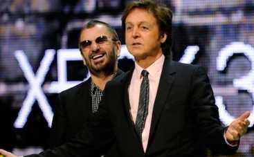 Пол Маккартни проведет Ринго Старра в Зал славы рок-н-ролла