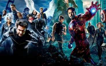 Мстители 3: Железный человек и Капитан Америка выходят на тропу войны