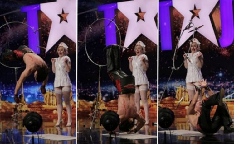 Україна має талант 7: шоу едва не закончилось трагедией (ВИДЕО)