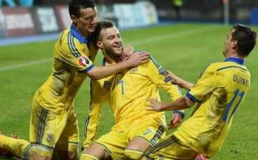Испания – Украина: матч отбора на Евро 2016  состоялся 27 марта в Севилье.