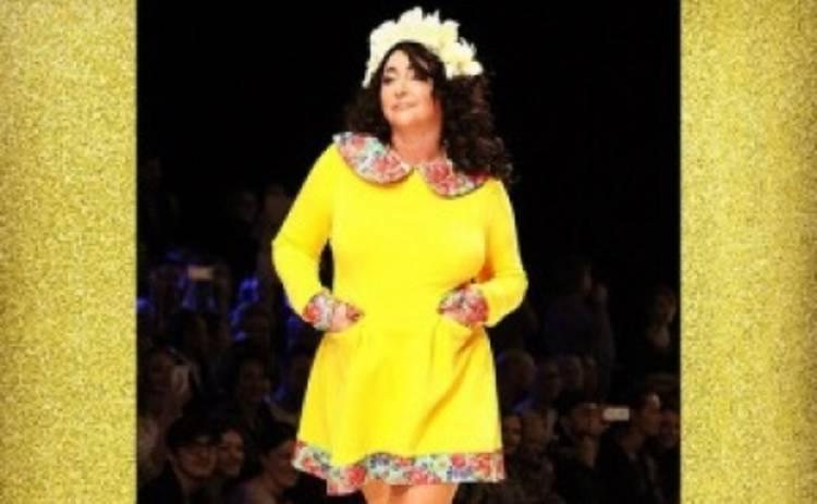 Лолита Милявская забрала дочь из Украины и записала в модели