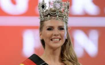 Конкурс красоты: Мисс Германия, уроженка Украины, рассказала о родственниках на Донбассе