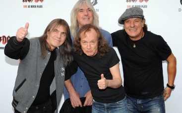 AC/DC названы лучшей рок-группой в Германии