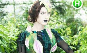Супермодель по-украински: Карина Минаева стала актрисой