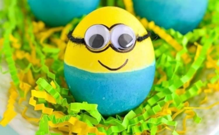 Пасха 2015: креативом по яйцам - ТОП 10 идей для росписи (ФОТО)