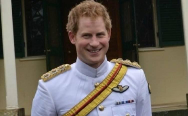 Принц Гарри пошел воевать в Австралию (ФОТО)