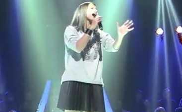 Співай як зірка: девушка прошла в финал шоу назло маме