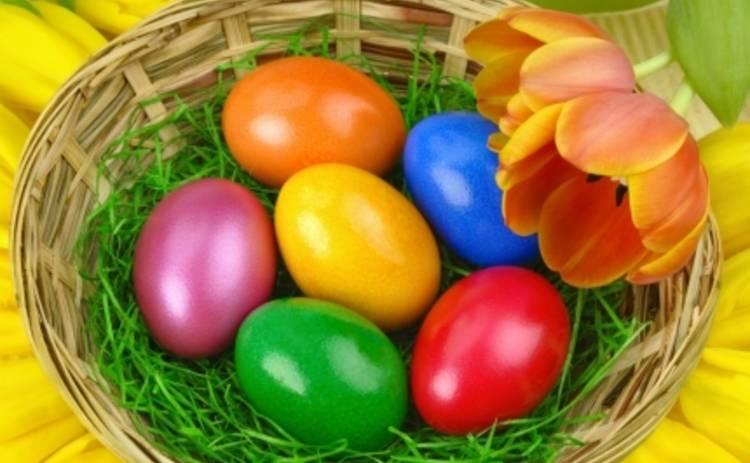 Пасха 2015: как красить яйца