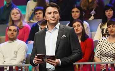 Страсти по Ревизору: Сергей Притула приобщает сына к телевидению (ФОТО)