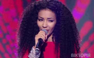 Співай як зірка: афроукраинка взорвала публику своим голосом