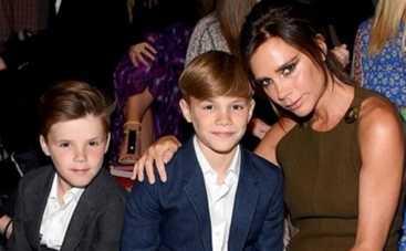 Виктория Бекхэм рассказала о шалостях своих детей